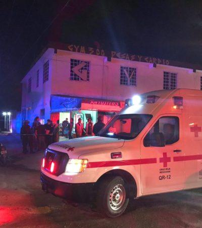 TIROTEAN A VENDEDOR DE ANTOJITOS: Se consuma ejecución en la Región 225 de Cancún