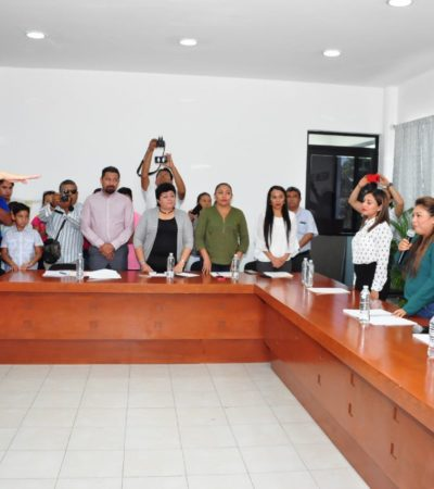 Rompeolas: 'Tepy', de contrincante a 'número 2' en Tulum