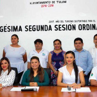 CAMBIOS EN EL GABINETE DE TULUM: Tras la renuncia de Martín Cobos, aprovecha 'Romi' y anuncia enroques y nuevos nombramientos