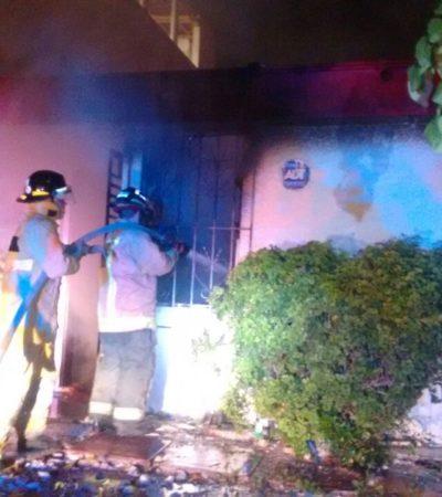 VIOLENTA NOCHE EN CANCÚN: Atacan a balazos y con bomba molotov casa de citas 'Las Potranquitas' en la SM 29