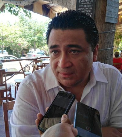 No hay línea para nombramiento de presidente del Tribunal Superior de Justicia, dice Eduardo Martínez