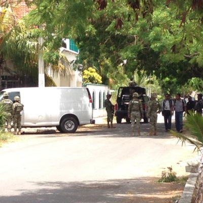 GOLPE AL CÁRTEL DEL GOLFO EN QR: Confirman detención de cabecillas del narco durante recientes operativos en Cancún