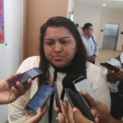 """Se deslinda sindicatura de destrucción de capilla; """"no tengo facultad de otorgar la autoridad para derribar una edificación"""", aclara Karina Martínez"""