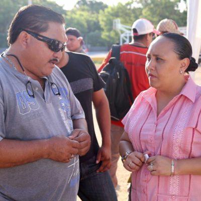 Anuncia Alcaldesa que pronto iniciará el cambio al nuevo Palacio Municipal de Solidaridad para dejar de rentar inmuebles