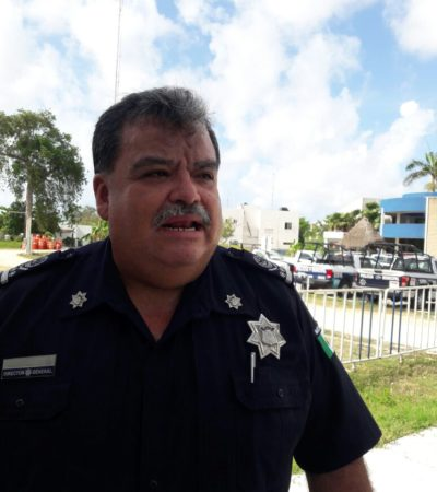 """""""NO TENEMOS SUFICIENTES POLICÍAS"""": Justifica jefe policiaco inseguridad en Playa del Carmen"""