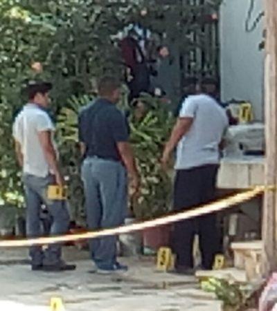 DISPARAN CONTRA COMANDANTE EN PLAYA: Presunto intento de ejecución contra mando policiaco a las puertas de su casa en la colonia Cristo Rey