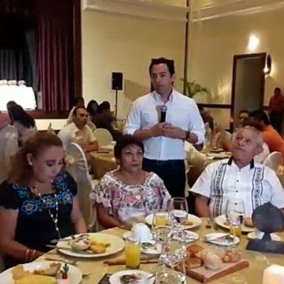 El PRI debe dejar de disimular, dice José Luis Toledo; pide castigar desvío de recursos