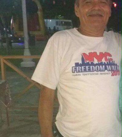 Piden ayuda para localizar a taxista de la tercera edad en Chetumal