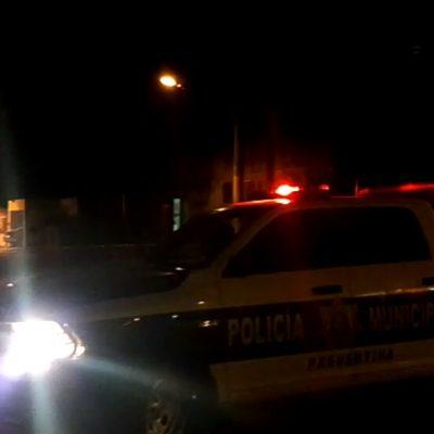 POR POCO Y LOS MATAN: Intentan ejecutar a plomazos a dos hombres en una motocicleta en la SM 95