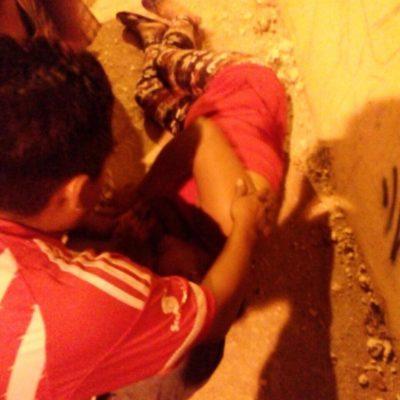 BALEAN A 3 PERSONAS EN CANCÚN: Violencia termina el domingo con dos hombres y una mujer tiroteados en Villas Otoch Paraíso