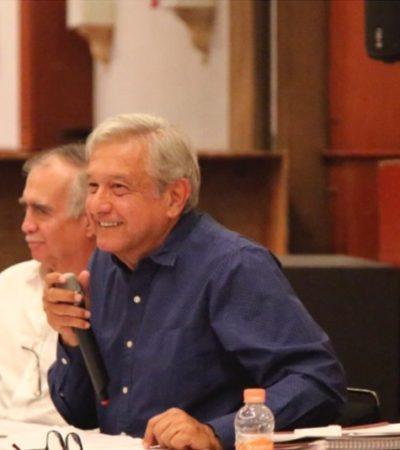 Andrés Manuel suma adeptos en Quintana Roo