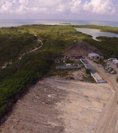 Se atienden necesidades urgentes de Holbox, asegura Carlos Joaquín; la isla estuvo abandonada por gobiernos anteriores, dice