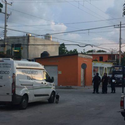 EJECUTAN A POLICÍA DE TRÁNSITO EN CANCÚN: Sicarios balean al agente municipal cuando circulaba en su auto en la Región 97