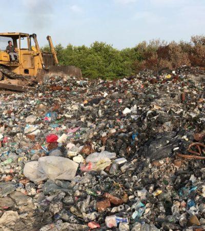 Pondrán remedio al problema de la basura en Holbox
