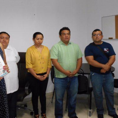 Cambian a titulares de la Fiscalía de Cozumel