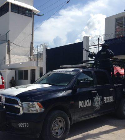 Penal en calma, a 24 horas del motín en Cancún