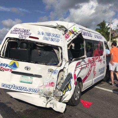 Carambola en carretera Tulum-Playa del Carmen