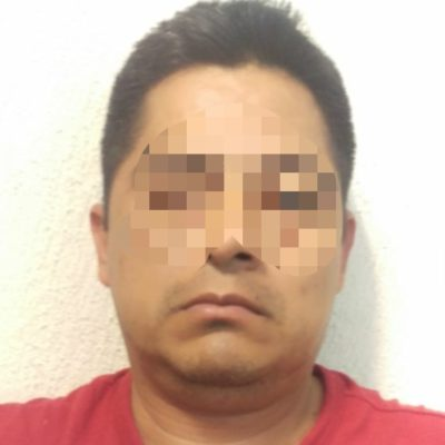 Detienen al presunto asesino de una mujer en la colonia Las Palmas de Playa del Carmen