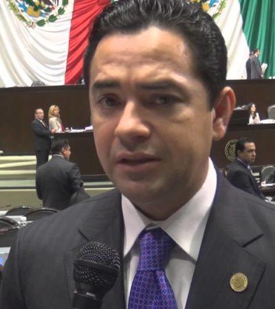 PRI EN QR, LEJOS DE LA UNIDAD: Tomarse una foto no es unidad, es simulación, dice 'Chanito' Toledo