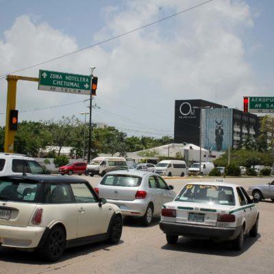 Cancún es un gran estacionamiento; proponen construcción de estacionamientos públicos para mitigar problemas viales