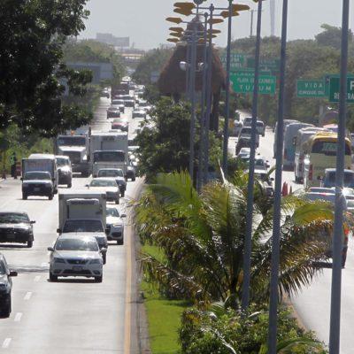 Propuesta de 'Hoy No Circula' es válida, pero la respuesta es un Plan de Movilidad para Cancún, asegura Remberto Estrada