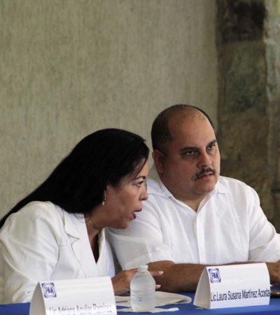 DISPUTA EN EL PAN: Descalifica Pallares impugnaciones al proceso de renovación interna en Cancún y Chetumal