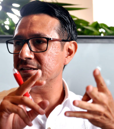SE DEFIENDE JUEZ: Ventila litigio y acusa a abogado de buscar destituirlo con presiones mediática