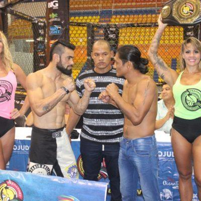HABRÁ 'GUERRA' HOY EN EL POLIFORUM DE CANCÚN: El Guerrero Maya se despide con la última pelea de su carrera
