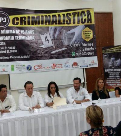 Unidad de Transparencia e Instituto pericial firman convenio