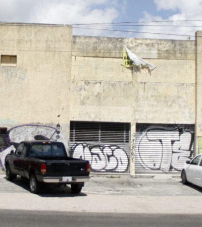 CANCÚN, CIUDAD GRAFITEADA: La mala imagen del destino se ve acrecentada por la expresión urbana de pintar y rayar paredes