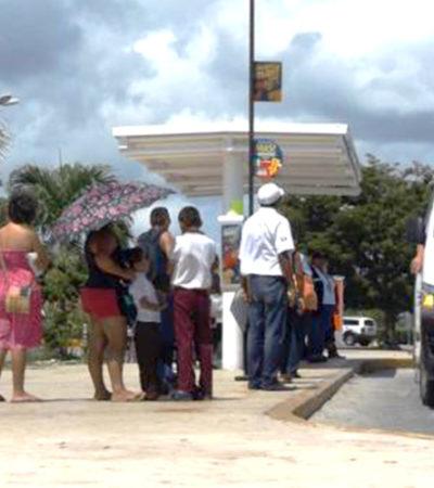 LA SOLUCIÓN NO ES PONER PARQUÍMETROS: Proponen proyecto de movilidad para Playa del Carmen