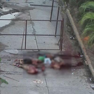 MASACRE EN CÁRCEL DE ACAPULCO: Aumenta a 28 el número de reos muertos tras una supuesta riña entre grupos rivales