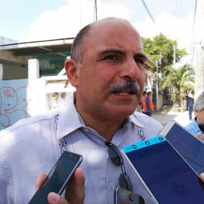 Realiza titular de Sintra recorrido por Cancún para constatar avances de obra y analizar temas de movilidad