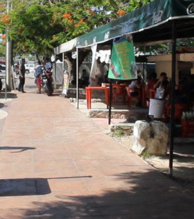 MERCADO DE LA PULGA EN CANCÚN: Punto de reunión obligado para los que buscan la popular comida mexicana