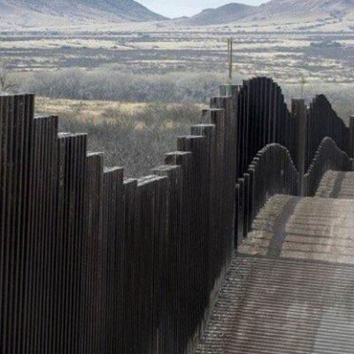 Aprueba Cámara de Representantes de EU presupuesto de mil 600 mdd para iniciar la construcción del muro fronterizo con México