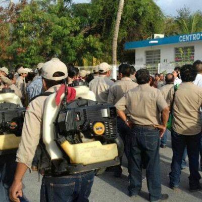 Tras reajuste presupuestal de la Federación, QR tendrá que pagar la recontratación de 94 trabajadores del área de vectores