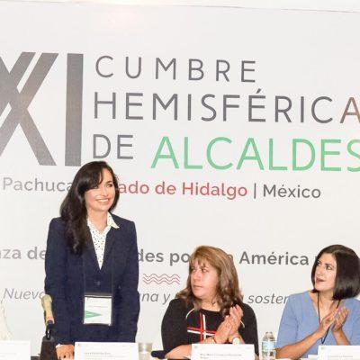 """Pide Laura Fernández """"piso parejo"""" para las mujeres y erradicar la violencia política de género"""