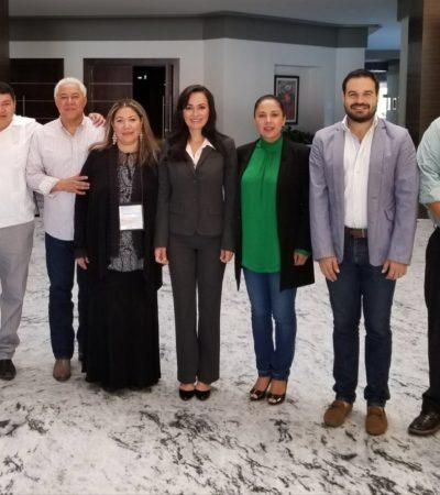 Organizan reunión de integrantes de la Asociación Nacional de Regidores de México, en el marco de la XI Cumbre Hemisférica de Alcaldes