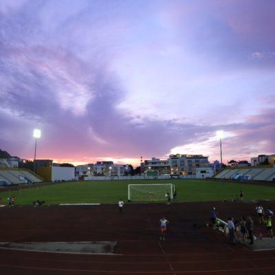 Rehabilitan Unidad Deportiva 'Mario Villanueva' en Playa