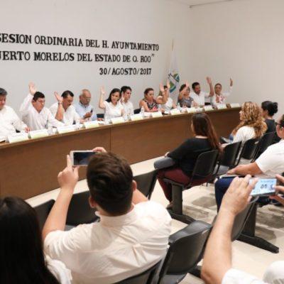 Aprueba Cabildo Código de Ética y Conducta para funcionarios de Puerto Morelos
