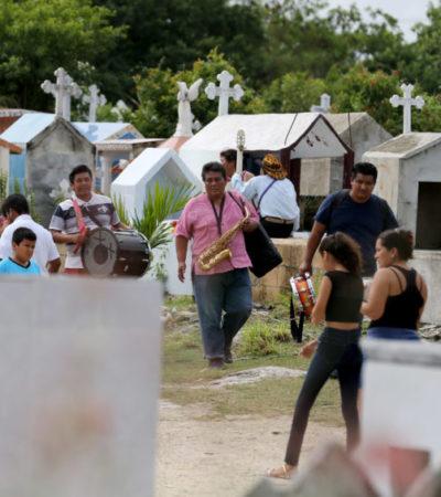 SE LE ACABAN LOS ESPACIOS A LOS MUERTOS: Proyecta comuna construcción de nuevo cementerio en Cancún