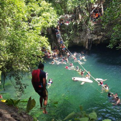 Reportan exitosa temporada vacacional de verano en Puerto Morelos