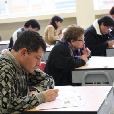 Exigen asesores técnico pedagógicos respuesta de autoridades ante invalidez de evaluaciones por parte del INEE