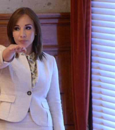Con fianza de $37 mil 500, dejan en libertad a la ex funcionaria 'consentida' de Javier Duarte