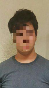 Detienen en Playa a menor acusado de extorsionar a un ciudadano de Puerto Morelos