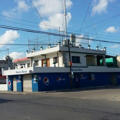 Vecinos se quejan de colocación de antena en la Región 101 de Cancún