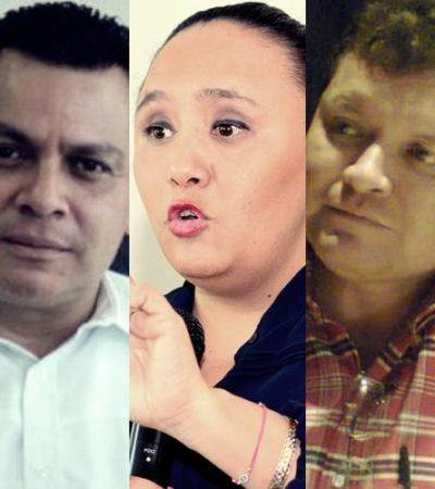 Rompeolas: Cinthya Osorio y AsunciónRamírez, entre los que suenan para Solidaridad