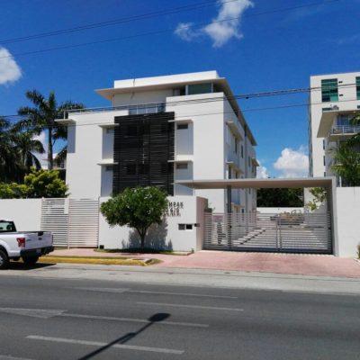 Descartan asesinato tras robo en un departamento de la avenida Bonampak de Cancún