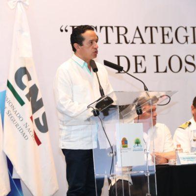 Presenta Gobernador Estrategia de Prevención de los Delitos de Secuestro y Extorsión