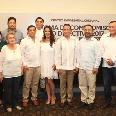 Quiere IP mayor 'acercamiento' con el Gobierno porque desconocen proyectos para el sur de Quintana Roo; se han incumplido promesas, dicen